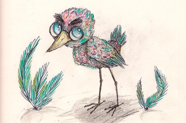 птицы глазами детей конкурс